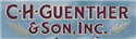 C. H. Guenther & Son, Inc.
