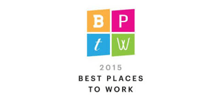 Award: Houston Business Journal Best Places to Work 2015