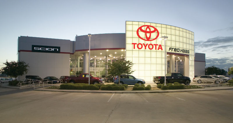 fred haas toyota spring texas. Black Bedroom Furniture Sets. Home Design Ideas
