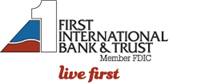 First International Bank & Trust Jobs