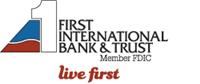 First International Bank & Trust Jobs