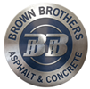 Brown Brothers Asphalt & Concrete Jobs