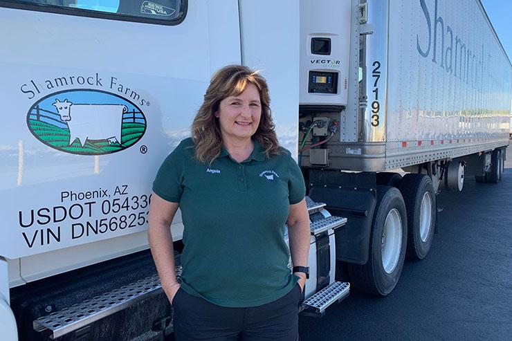 Driver Jobs | Shamrock Foods Company
