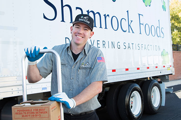 Driver Jobs Shamrock Foods Company