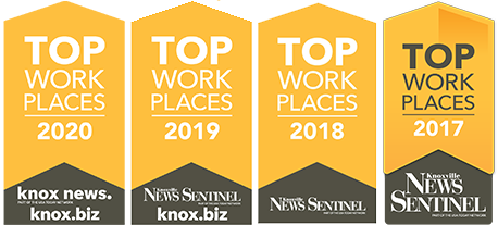 Top Work Place Awards 2017-2020