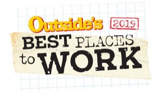 Outside Magazine Best Place to Work logo