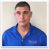 Male Trescal employee portrait