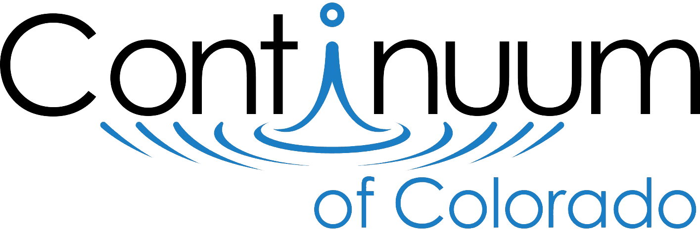 Continuum of Colorado logo