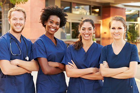 Top Nursing Talent at your Fingertips