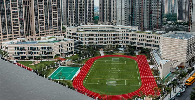 BASIS International School Hangzhou campus