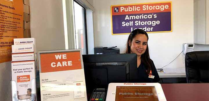 careers at public storage
