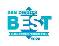 San Diego Best Award