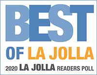 Best of La Jolla Award