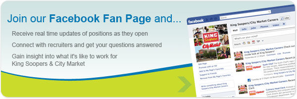 King Soopers Fan Page on Facebook
