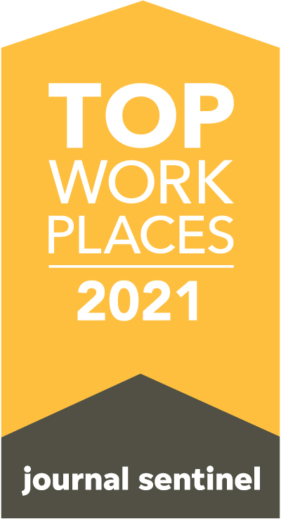top places to work 2021 award