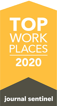 top places to work 2020 award
