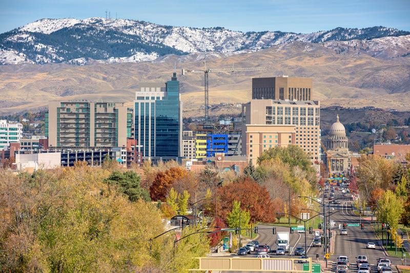Idaho place